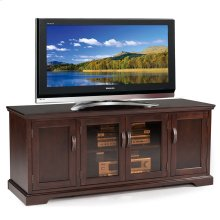 "Chocolate Bronze 60"" TV Console #81360"