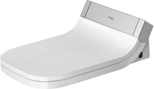 White Sensowash® C Sensowash Starck C Shower-toilet Seat For Happy D.2