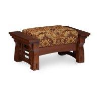 MaKayla Ottoman, Fabric Cushion Seat Product Image