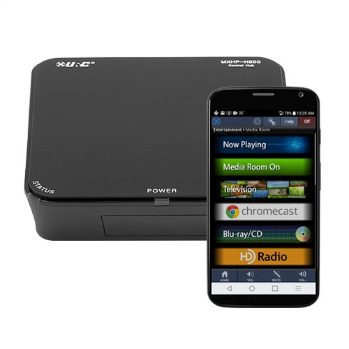 Smart Hub with Mobile App