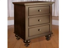 Georgetown 3 Drawer Night Stand