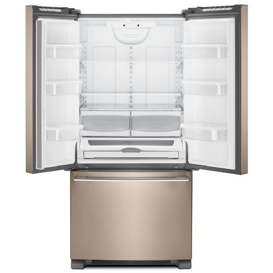 Hidden · Additional Whirlpool® 33 Inch Wide French Door Refrigerator   22  Cu. Ft.