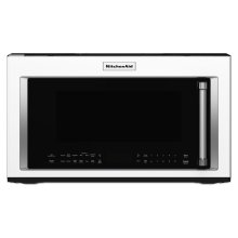 1000-Watt Convection Microwave Hood Combination - White