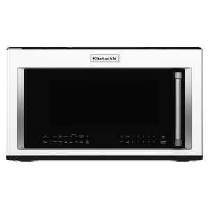 KitchenAid1000-Watt Convection Microwave Hood Combination - White