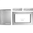 "30"" Trim Kit for 1.6 cu. ft. Countertop Microwave Oven, Stainless Steel Product Image"