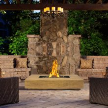Ember Outdoor Patio Fire Pit