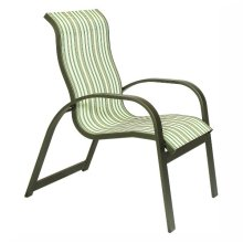 1801 High-Back Stackable Chair