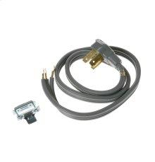 4' 50amp 3 wire range cord