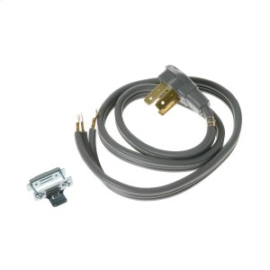 4' 50amp 3 wire range cord -