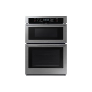 "Samsung30"" Microwave Combination Wall Oven with Wi-Fi in Stainless Steel"