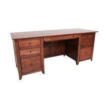 Austin's Office - Double Desk