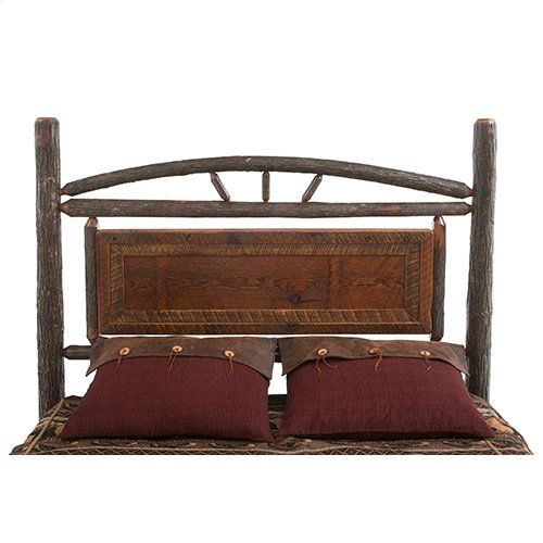 Old Yellowstone - Original Jackson Bed Original Panel - 2466 - King Bed (complete)