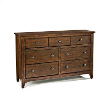 Bedroom - Jackson 7 Drawer Dresser