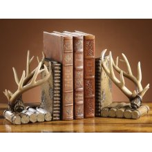 Shed's Bridge Bookend Pair