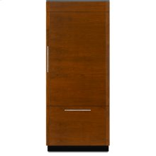"Jenn-Air® 36"" Fully Integrated Built-In Bottom-Freezer Refrigerator (Right-Hand Door Swing), Panel Ready"