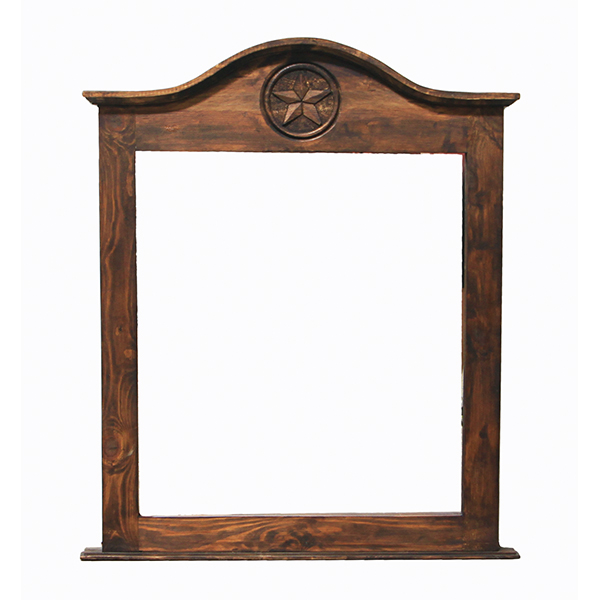 BTS35MEDIO In By L.M.T. Rustic And Western Imports In Brookhaven, MS    Mansion Star Medio Mirror