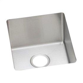 """Elkay Crosstown 16 Gauge Stainless Steel 16"""" x 18-1/2"""" x 10"""", Single Bowl Undermount Sink"""