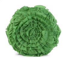Essentials Green Norida Pillow
