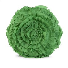 Essentials Green Norida Pillow