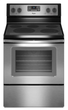 5.3 Cu. Ft. Freestanding Electric Range with High-Heat Self-Cleaning System (Clearance Sale Store: Owensboro only)