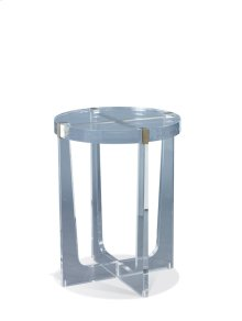 Argon Acrylic Spot Table