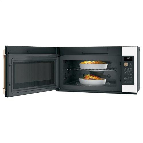 Café 1.7 Cu. Ft. Convection Over-the-Range Microwave Oven