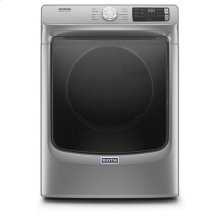 Maytag® Front Load Gas Dryer with Extra Power and Quick Dry cycle - 7.3 cu. ft. - Chrome Shadow
