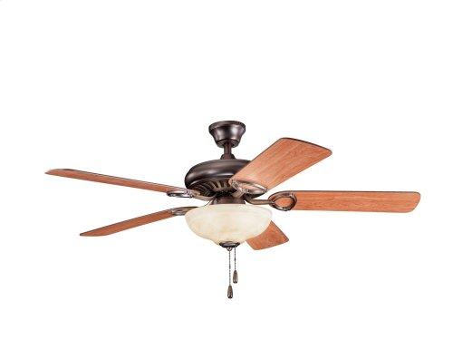 "Sutter Place Select 52"" Fan Oil Brushed Bronze"