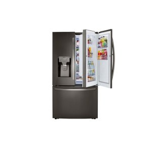 LG Appliances24 cu. ft. Smart wi-fi Enabled Door-in-Door® Counter-Depth Refrigerator with Craft Ice™ Maker