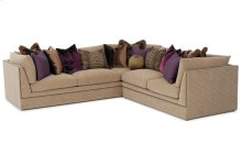 Conner Sectional - Nail Trim