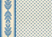 Lahinch - Dresden Blue on White 0611/0003