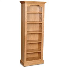 "Classic Tall Category IV Bookcase, Classic Tall Category IV Bookcase, 4-Adjustable Shelves, 28""w"