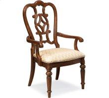 Fredericksburg Arm Chair (Whiskey)