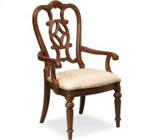 Fredericksburg Arm Chair (Whiskey)