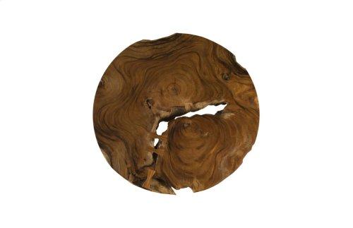 Chamcha Wood Freeform Coffee Table, Square