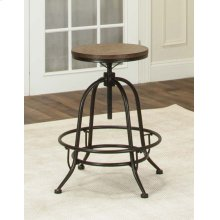 CR-W3075  Deluxe Swivel Barstool  Set of 2