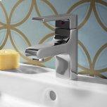American StandardStudio 1-Handle Monoblock Bathroom Faucet - Brushed Nickel