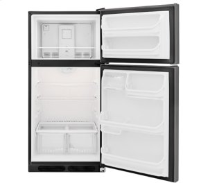 SAVE! - LAST YEARS MODEL - FULL WARRANTY - STAINLESS STEEL Frigidaire 15 Cu. Ft. Top Freezer Refrigerator