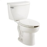 American StandardCadet FloWise Elongated Pressure Assisted Toilet - White