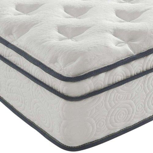 """Jenna 10"""" Full Pillow Top Innerspring Mattress"""