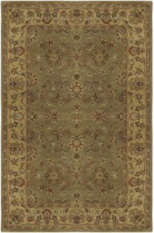 RUG,TRADITIONAL,8'X11' 100% WOOL