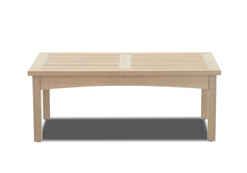 Delray Rectangular Cocktail Table
