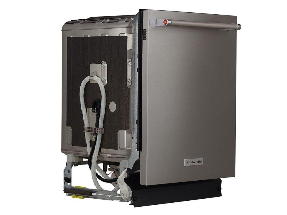 KDTE204GPS KitchenAid 46 DBA Dishwasher with Bottle Wash Option and