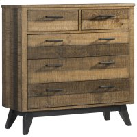 Bedroom - Urban Rustic Media Chest Product Image