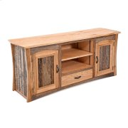 Hampton Heath 2 Door 1 Drawer T.V. Stand Product Image