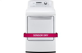 7.3 cu. ft. Ultra Large High Efficiency Gas Dryer w/ Sensor Dry Technology