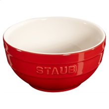 """Staub Ceramics 4.75"""" Universal Bowl, Cherry"""