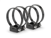 VeX Enclosed Speaker System Swivel Mount Fixture for pipe diameter of 2.875 in (73 mm)