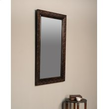 Handcarved Mirror