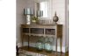 Sideboard with Baskets